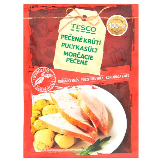 Tesco Turkey Roast Seasoning Mix 25g