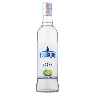 Pure Star Limetková vodka 500ml