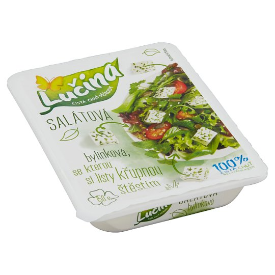 Lučina Salad Herbal 150g