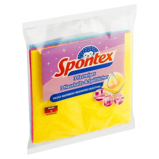 Spontex Multipurpose Cloth 3 pcs