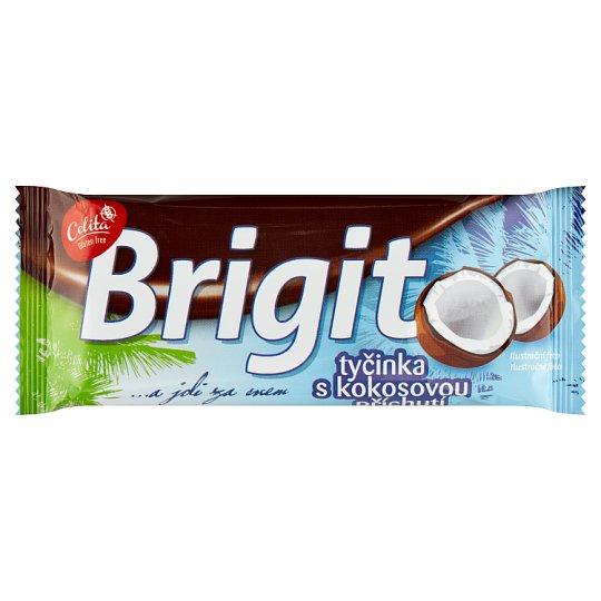 Celita Brigit tyčinka s kokosovou příchutí 90g