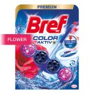 Bref Color Aktiv Fresh Flowers tuhý WC blok 50g