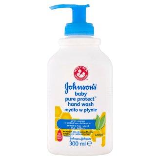 Johnson's Baby Pure Protect Tekuté mýdlo 300ml