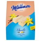 Manner Cripsy Wafers Filled with Vanilla Cream 400g