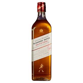 Johnnie Walker Blenders´ Batch Red Rye Finish skotská whisky 0,7l