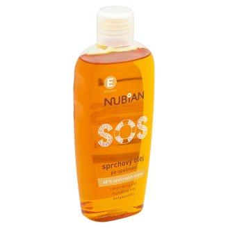 Nubian SOS sprchový olej po opalování 200ml