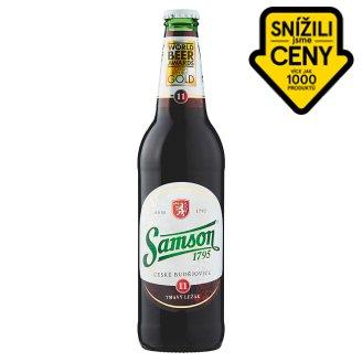 Samson Pivo ležák tmavý 0,5l