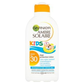 Garnier Ambre Solaire Ochranné mléko pro děti OF 30 200ml