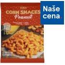 Tesco Kukuřičné křupky s arašídy 125g