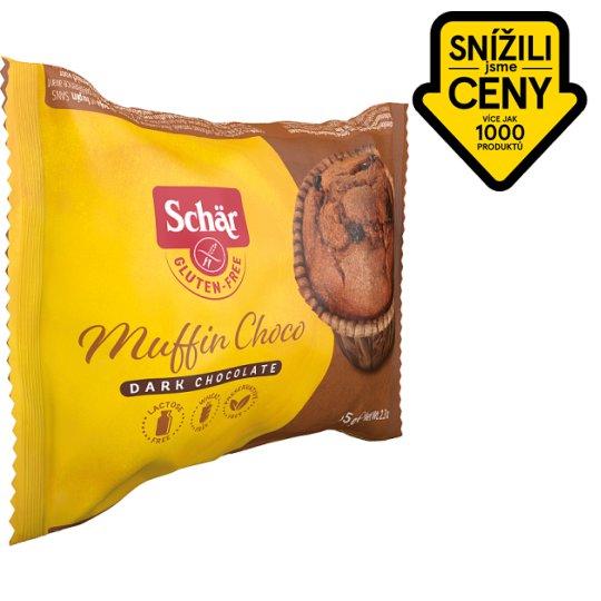 Schär Muffin Choco jemné pečivo kakaové bez lepku 65g