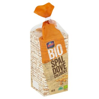 Racio Organic Spelt Sandwiches 140g