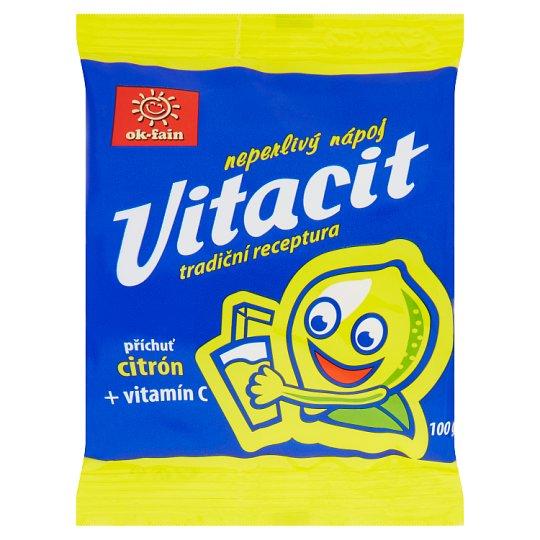 Ok-Fain Vitacit Lemon + Vitamin C 100g