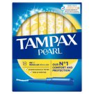 Tampax Pearl Regular Tampony S Aplikátorem 18 ks