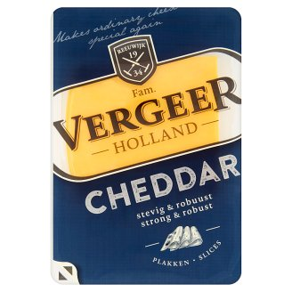 Vergeer Holland Cheddar Red 50+ 100g