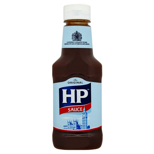 Hp Sauce The Original Brown Sauce 285g Tesco Groceries