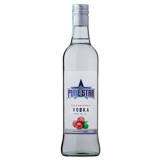 Pure Star Cranberry Vodka 500ml