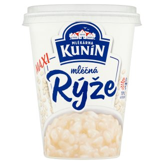 Mlékárna Kunín Maxi Milky Rice 450g