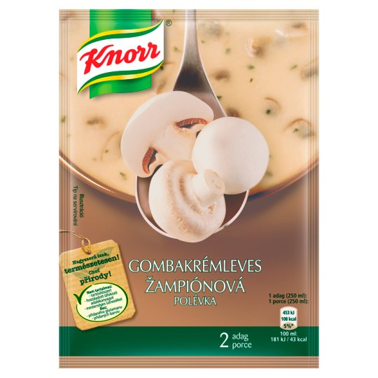 Knorr Cream Mushroom Soup 45g