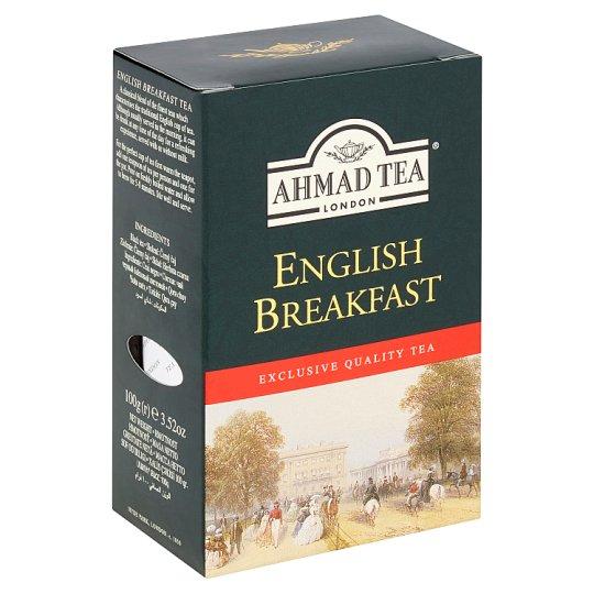 Ahmad Tea English Breakfast černý čaj sypaný 100g