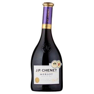 J.P. Chenet Merlot červené polosuché víno 0,75l