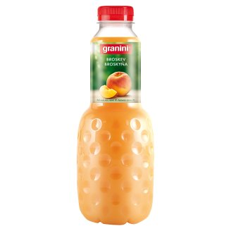 granini Peach Nectar Concentrate 1L