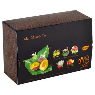 Biogena Maxi Majestic Tea Luxusní kolekce ovocných, bylinných a bílých čajů 60 ks 140g