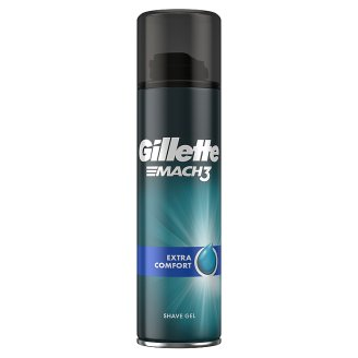 Gillette Mach3 Extra Comfort Gel Na Holení 200 ml