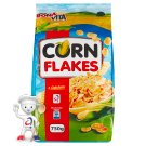 Bona Vita Corn Flakes kukuřičné lupínky 750g