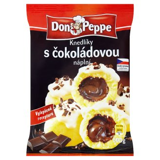 Don Peppe Dumplings with Chocolate Filling 600g