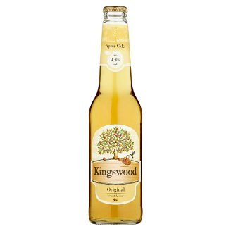 Kingswood Apple Cider Original 400ml