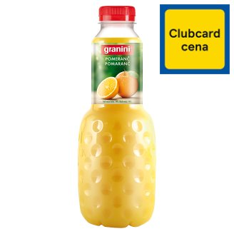 granini Orange Juice Made from Concentrate 1L
