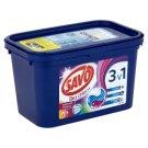 Savo Without Chlorine Washing Capsule Color Laundry 17 Washes