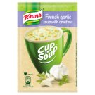 Knorr Cup a Soup French Garlic Soup with Croutons 18g