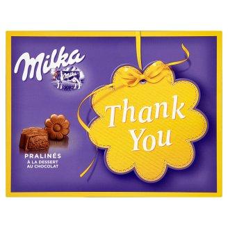 Milka Thank You bonboniéra 120g