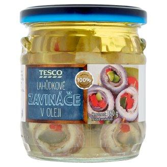 Tesco Delicious Herrings in Oil 360g