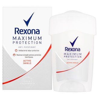 image 2 of Rexona Maximum Protection Active Shield Antiperspirant Cream 45ml