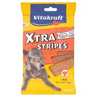 Vitakraft Xtra Stripes + hovězí 20 x 10g