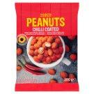 Tesco Obalované arašídy s příchutí chilli 200g