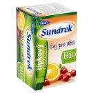 Sunárek Organic Tea for Kids Rosehip with Orange 20 x 1.5g