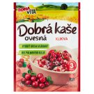 Bona Vita Dobrá Kaše Original Oatmeal Porridge with Cranberries 65g