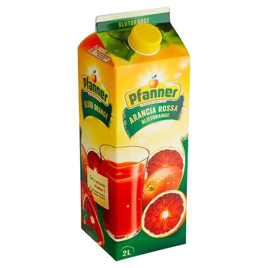 Pfanner Ovocný nápoj z krvavého pomeranče 2l