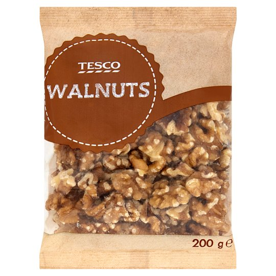 Tesco Walnuts 200g