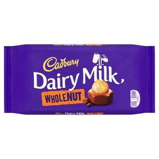 Cadbury Family mléčná čokoláda s lískovými ořechy 200g