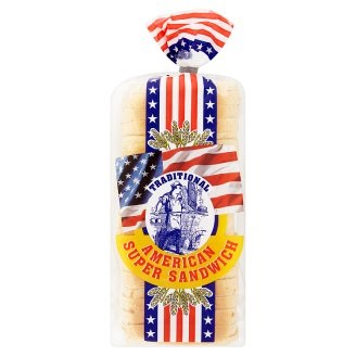 American Style Sliced Sandwich Bread 750 g