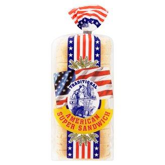 Amerikai típusú szeletelt szendvicskenyér 750 g