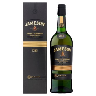 Jameson Select Reserve Whiskey 40% 0,7 l