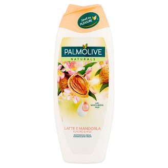 Palmolive Naturals Almond & Milk Shower & Bath Cream 500 ml