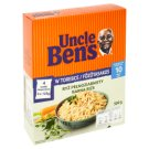 Uncle Ben's Brown Rice in Cooking Bag 4 x 125 g
