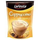 La Festa Cappuccino vanília ízű instant kávéitalpor 100 g