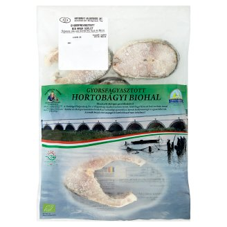 Hortobágyi Halgazdaság BIO gyorsfagyasztott amur szelet 0,600 kg